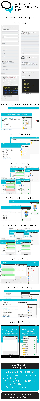 AddChat - Codeigniter Chat Widget - 6